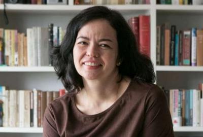 Adriana Negreiros, autora de