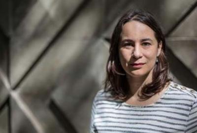 Ana Martins Marques, autora de