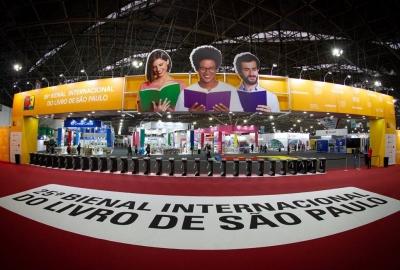 Bienal do livro de São Paulo, que em 2022 realiza sua 26ª edição