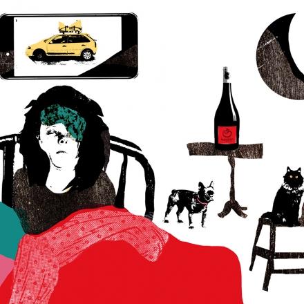 Ilustração: Denise Gonçalves