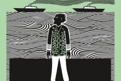 Ilustração de Salmo Dansa