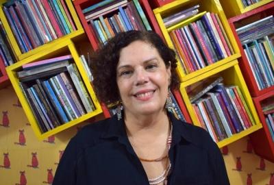Deborah Dornellas, autora de