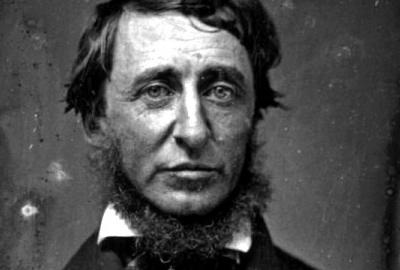 Henry David Thoreau, autor de
