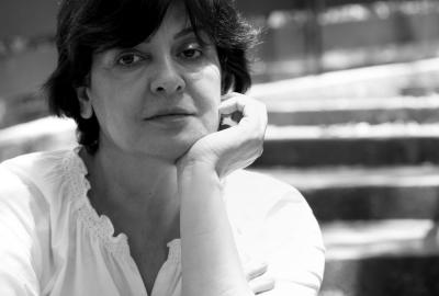 A libanesa Iman Humaydan, organizadora de