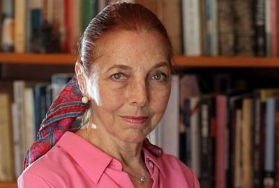 A escritora Mariana Colasanti, que ministra aula gratuita no dia 4 de agosto