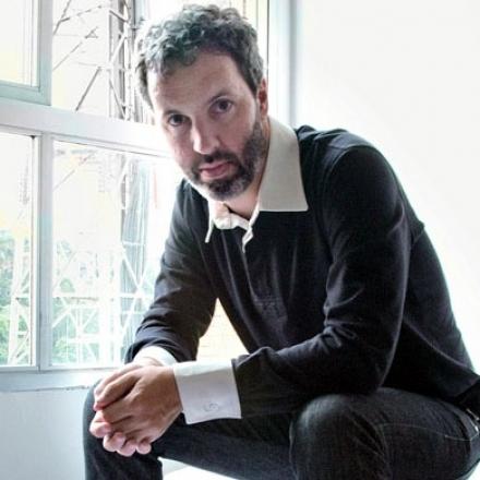 Michel Laub, autor de