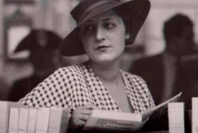 Paola Masino, autora de