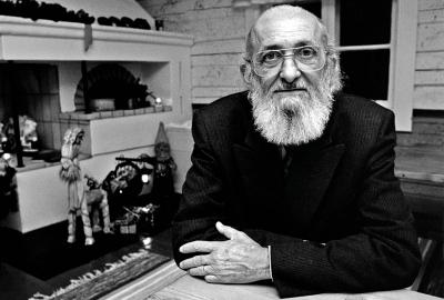 Paulo Freire, autor de