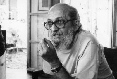 O educador pernambucano Paulo Freire
