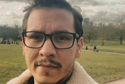 Renan Porto, autor de