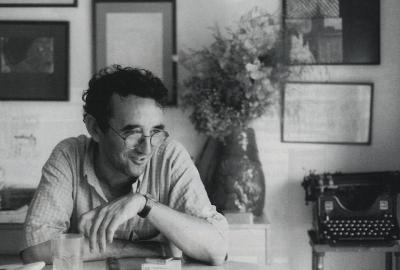 Roberto Bolaño, autor de