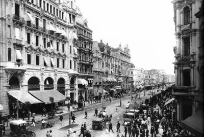 A cidade São Paulo, na década de 1910