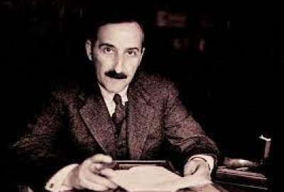 Stefan Zweig, autor de