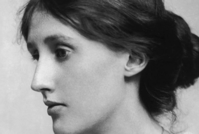 Virginia Woolf, autora de